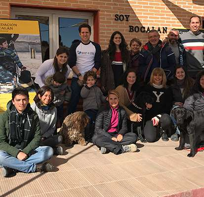 Reunión Autism 4 good en Fundación Bocalan