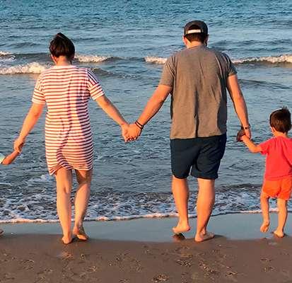 Porque es más importante ser padre o madre feliz que perfecto
