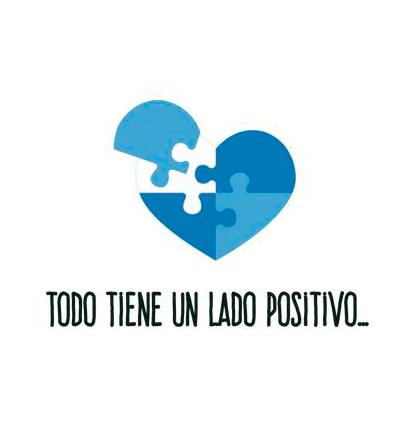 Todo tiene un lado positivo...