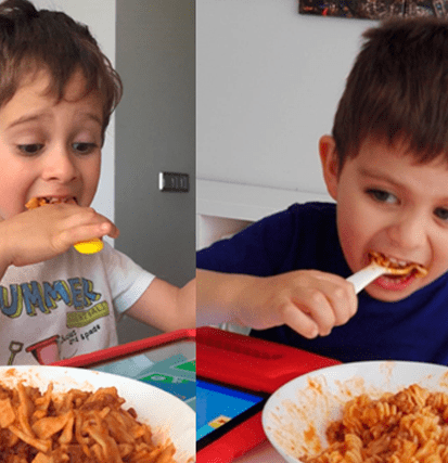 ¿Sabías que los comportamientos alimenticios de tu hijo pueden ser un indicador muy confiable para el diagnóstico de TEA?