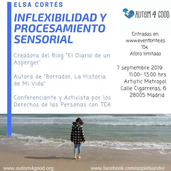 Yo: Asperger por Elsa Cortés