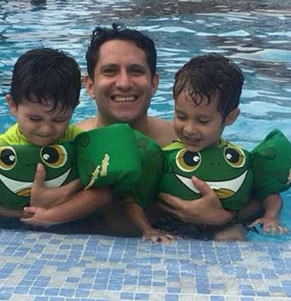 Natación en niños con TEA. Nuestra experiencia como padres