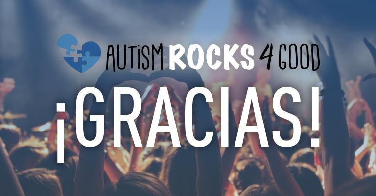 A4G: Un año de aventuras juntos - Autism 4 Good