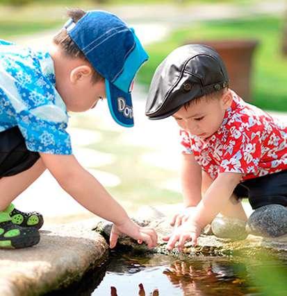 Los hermanos de los niños con TEA - Autism 4 Good